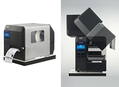 CL4NX 全球通用型4英寸智能条码打印机(图2)