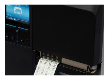 佐藤CL4NX Plus 智能工业型标签打印机(图1)