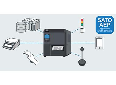 佐藤CL4NX Plus 智能工业型标签打印机(图3)